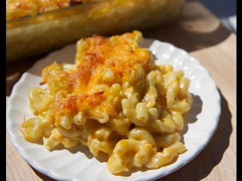 Southern Baked Macaroni And Cheese Recipe Food Recipes Soul