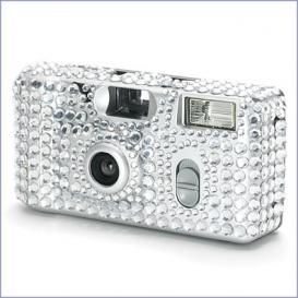 Disposable Camera With Bling