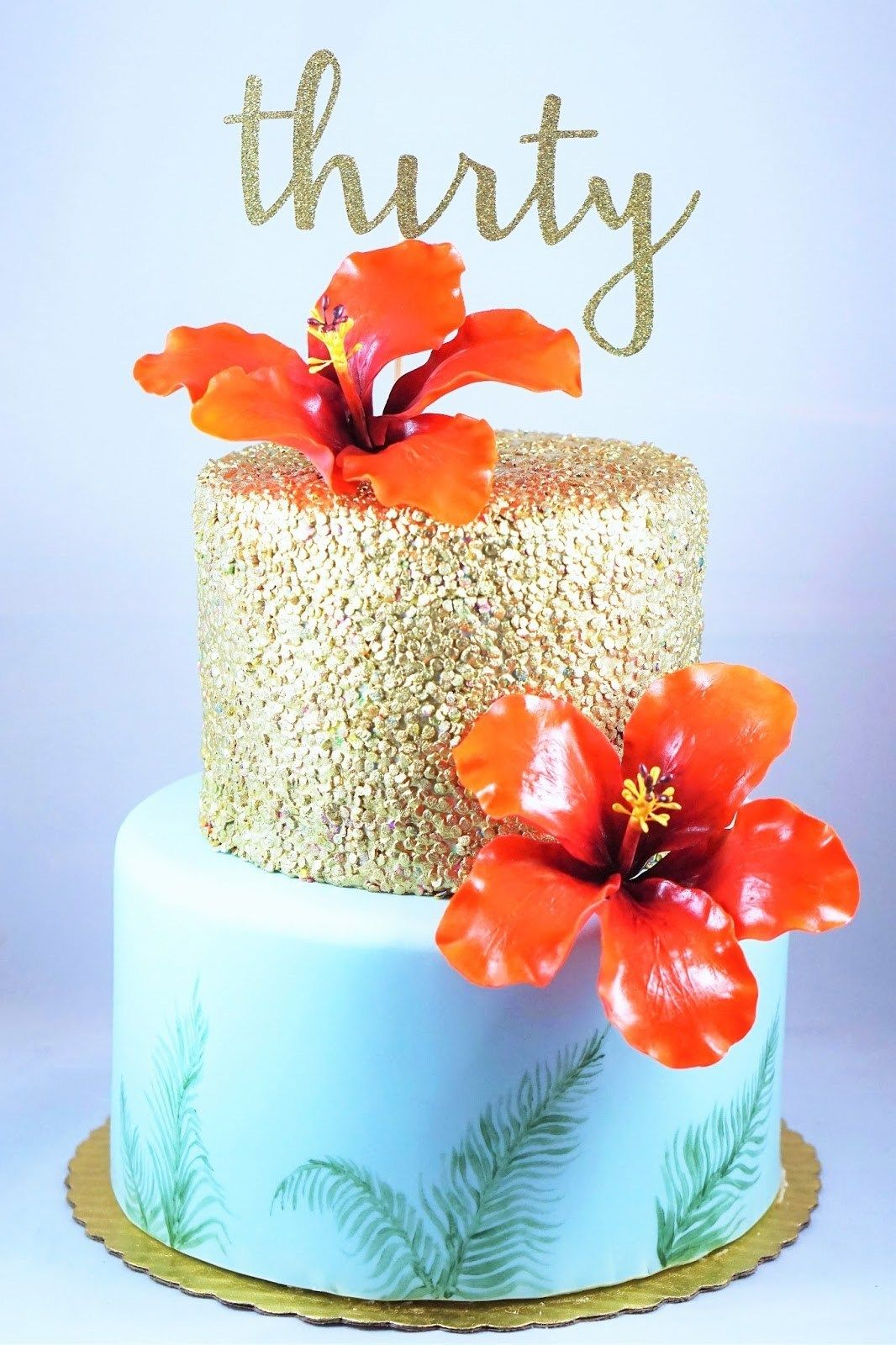 hawaiian birthday cake recipe