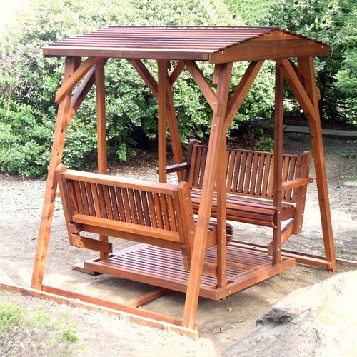Outdoor Glider Swing Google Search