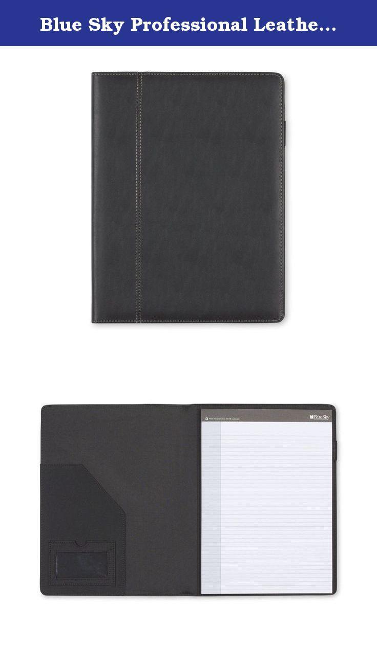 Blue Sky Professional Leather Pad folio 9.5\