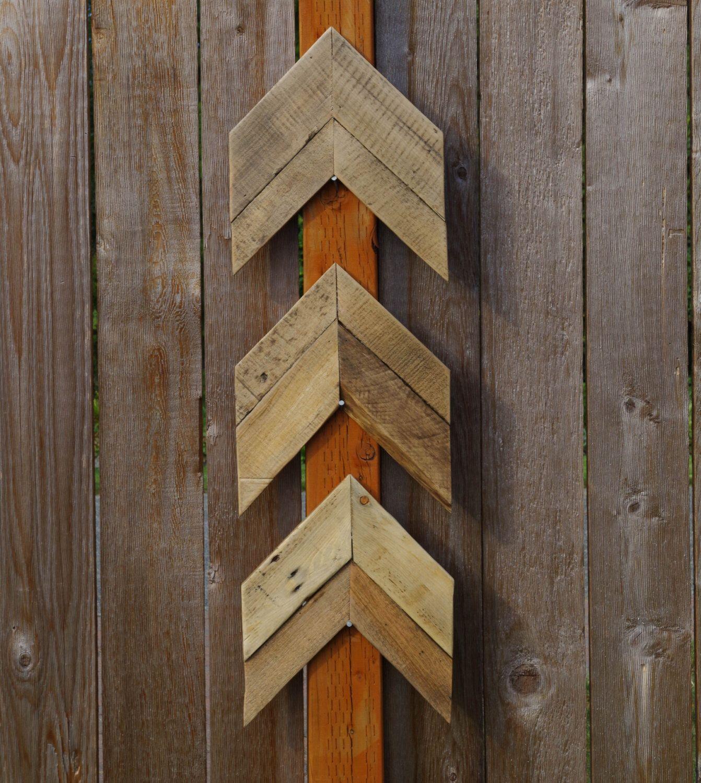 Large rustic chevron arrows u arrow wall art u wood arrows u chevron