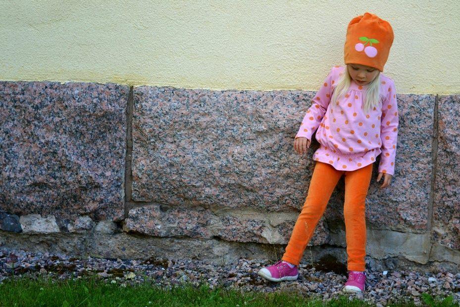 AW14 fabrics sewn by Finnish blogger Mallikelpoinen :)