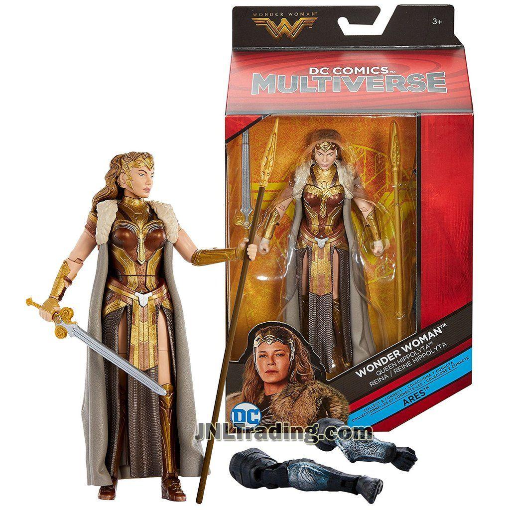 """DC Comics Multiverse Wonder Woman Queen Hippolyta Figure 6/"""""""