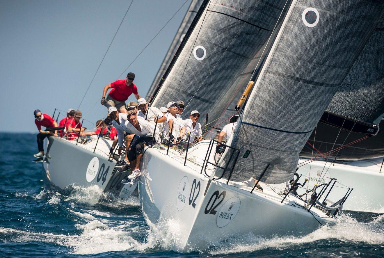 Pin by dmarin croatia on farr 40 regatta sailing boat