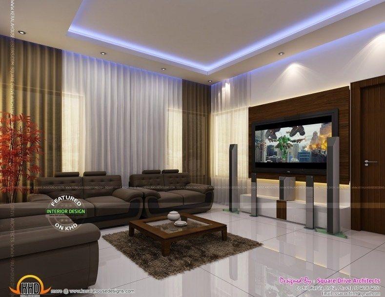 Simple Living Room Designs In Kerala With Images Simple Living