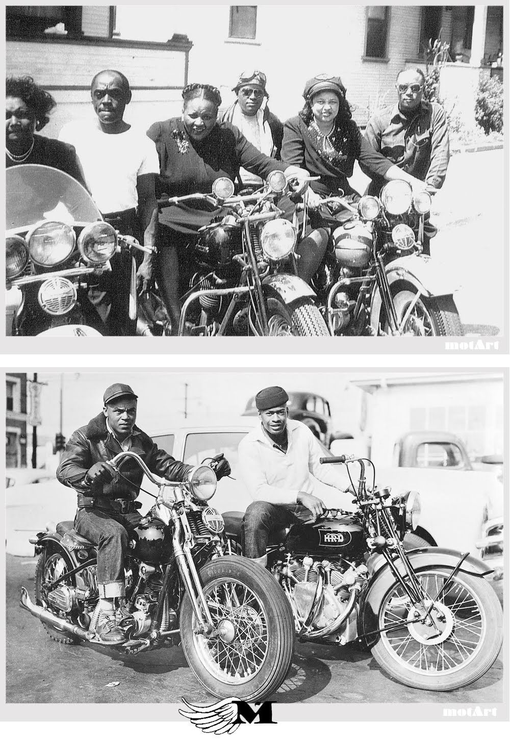 Pin by Stephen McClinton Jr on African American Harley ...  |African American Harley Riders