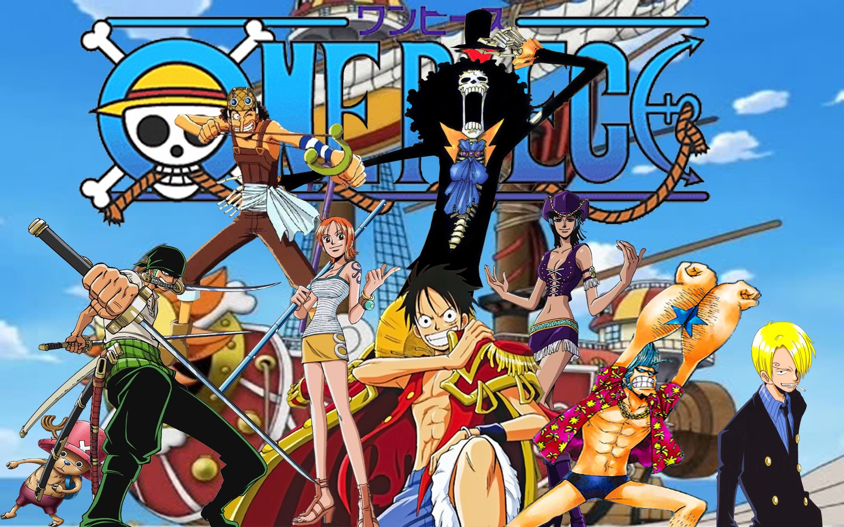 Free Download One Piece 1080p Anime Wallpaper - One Piece 1080p ...