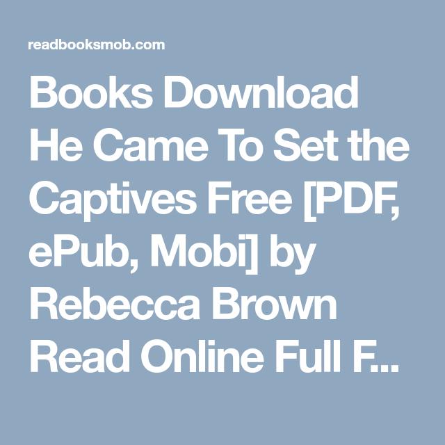 Books download infinite mind pdf epub by valerie v hunt complete books download he came to set the captives free pdf epub mobi fandeluxe Choice Image