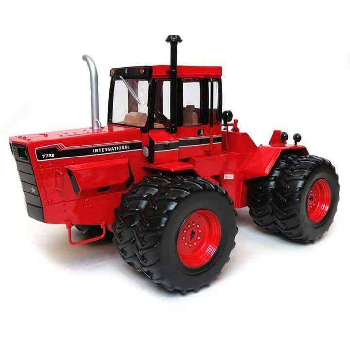 1 16 Pn Farm Show Edition Ih 7788 Fwd Tractor Toy Tractors Farm Toys