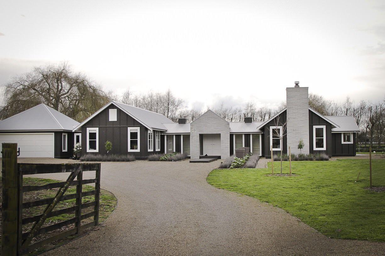 modern ranch exterior - HD1224×816