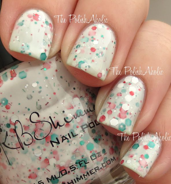 KBShimmer Winter 2013 Collection Swatches