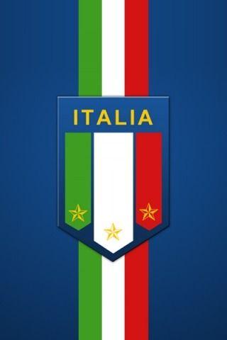 Italian National Soccer Team Logo Italy National Football Team Team Italy National Football Team Football Wallpaper Italian Heritage