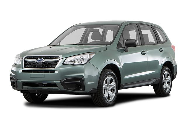 New 2017 Subaru Forester 2 5i W Alloy Wheel Package Suv Near