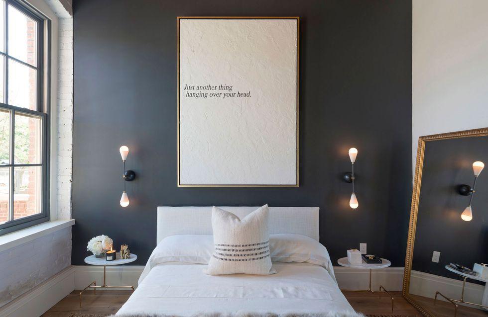 10+ Chambre ado gris et blanc ideas in 2021