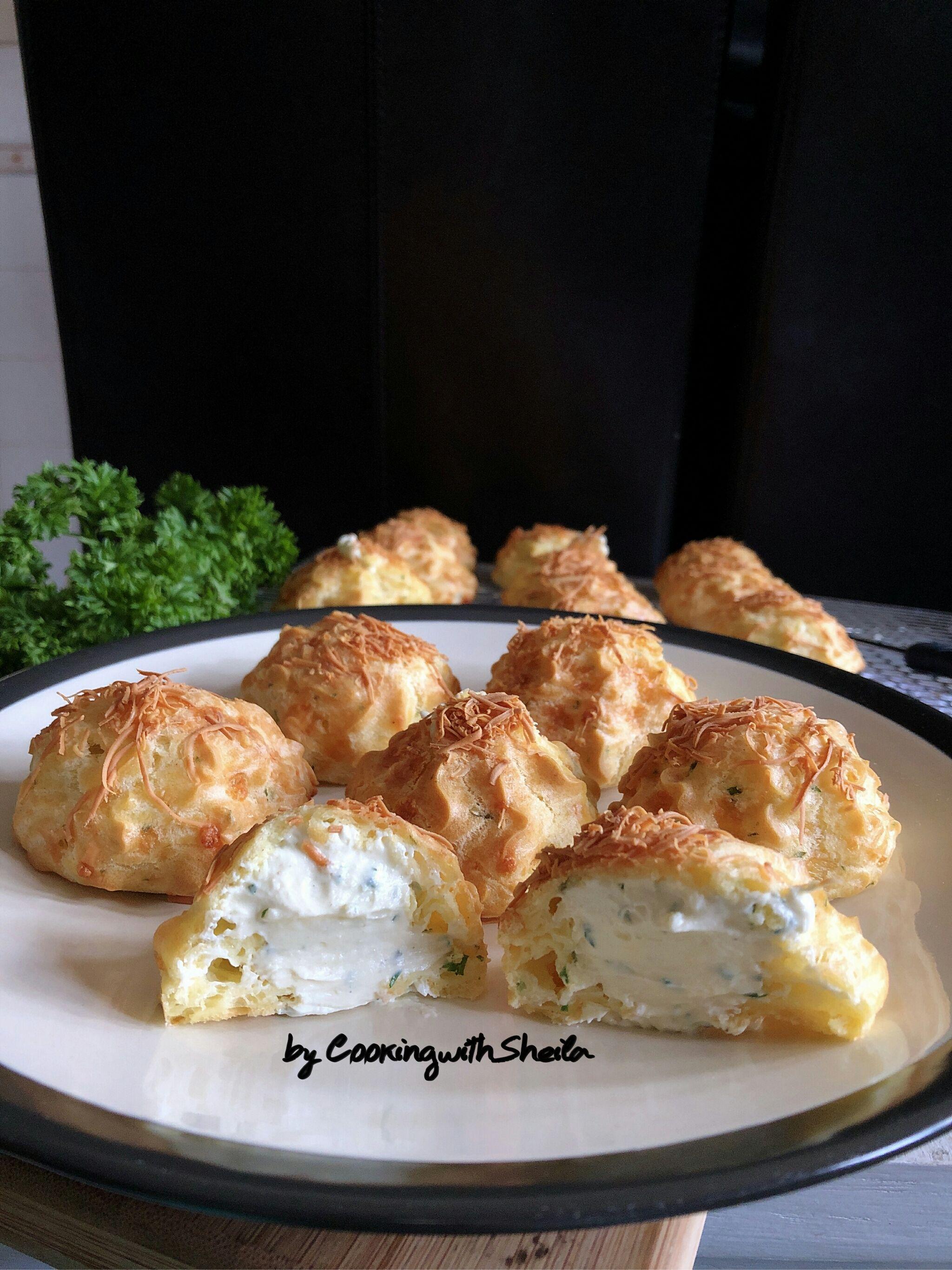 Sus Keju Isi Cream Cheese Ide Makanan Makanan Manis Makanan Penutup