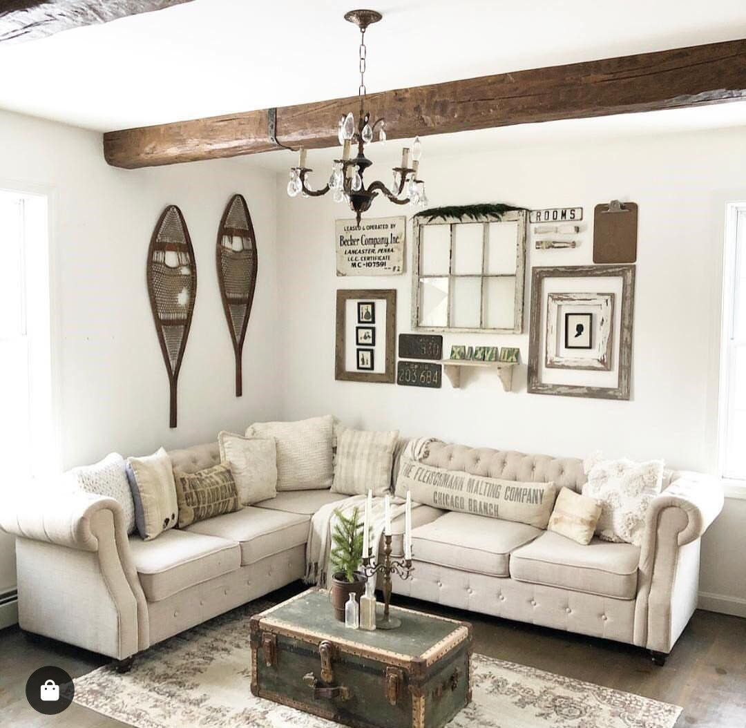@kirkland's | Cozy living rooms, Fixer upper living room ...