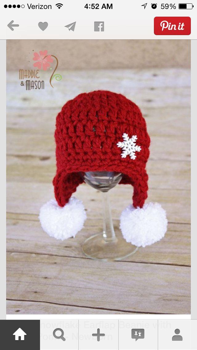Navidad   Bebé   Pinterest   Webstuhl, Hüte und Handarbeiten