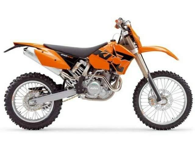 200 Exc Enduro 2005 2006 In Love With This Bike Ktm 250 Exc Ktm
