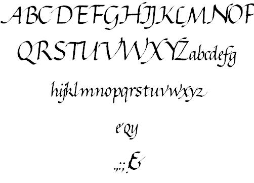 Gourdie Cursive Font By Mouser Fonts