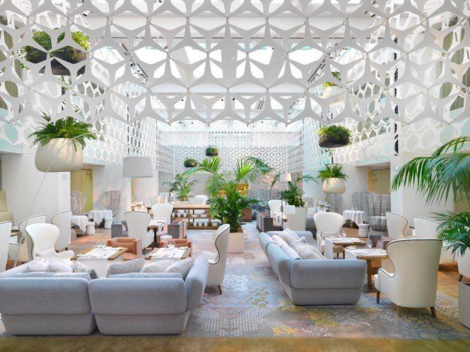 Mandarin Oriental Hotel, Ricardo Bofill - Barcelona