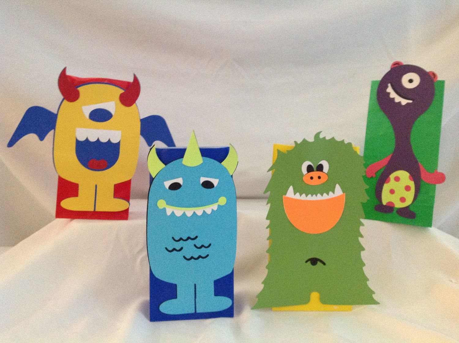 Monster Party. $25.00, via Etsy.