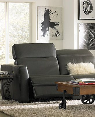 1st Choice For Love Seat Nicolo Leather Sectional Living Room Furniture  Sets U0026 Pieces, Power