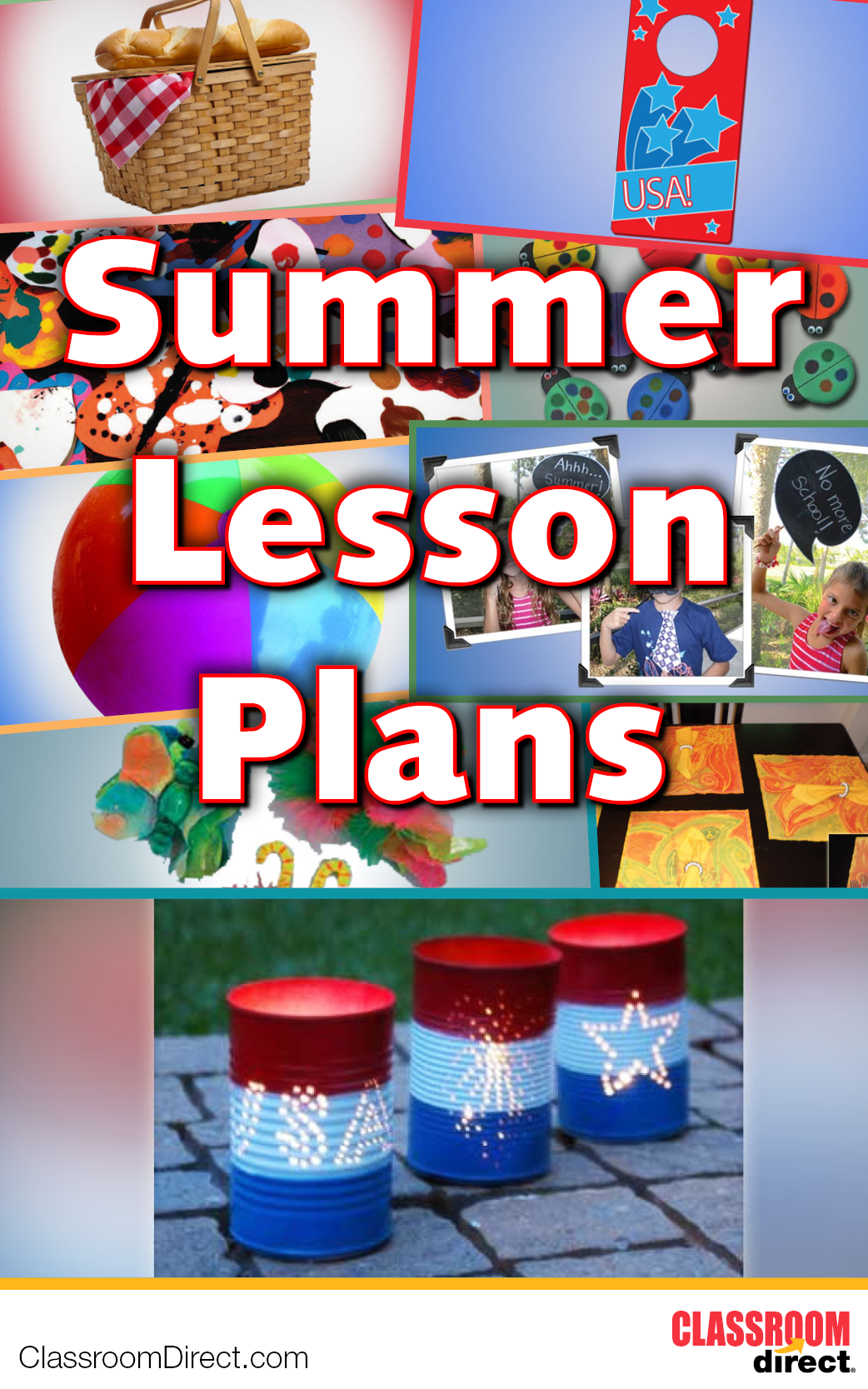 Perfect Lesson Plans For Summer