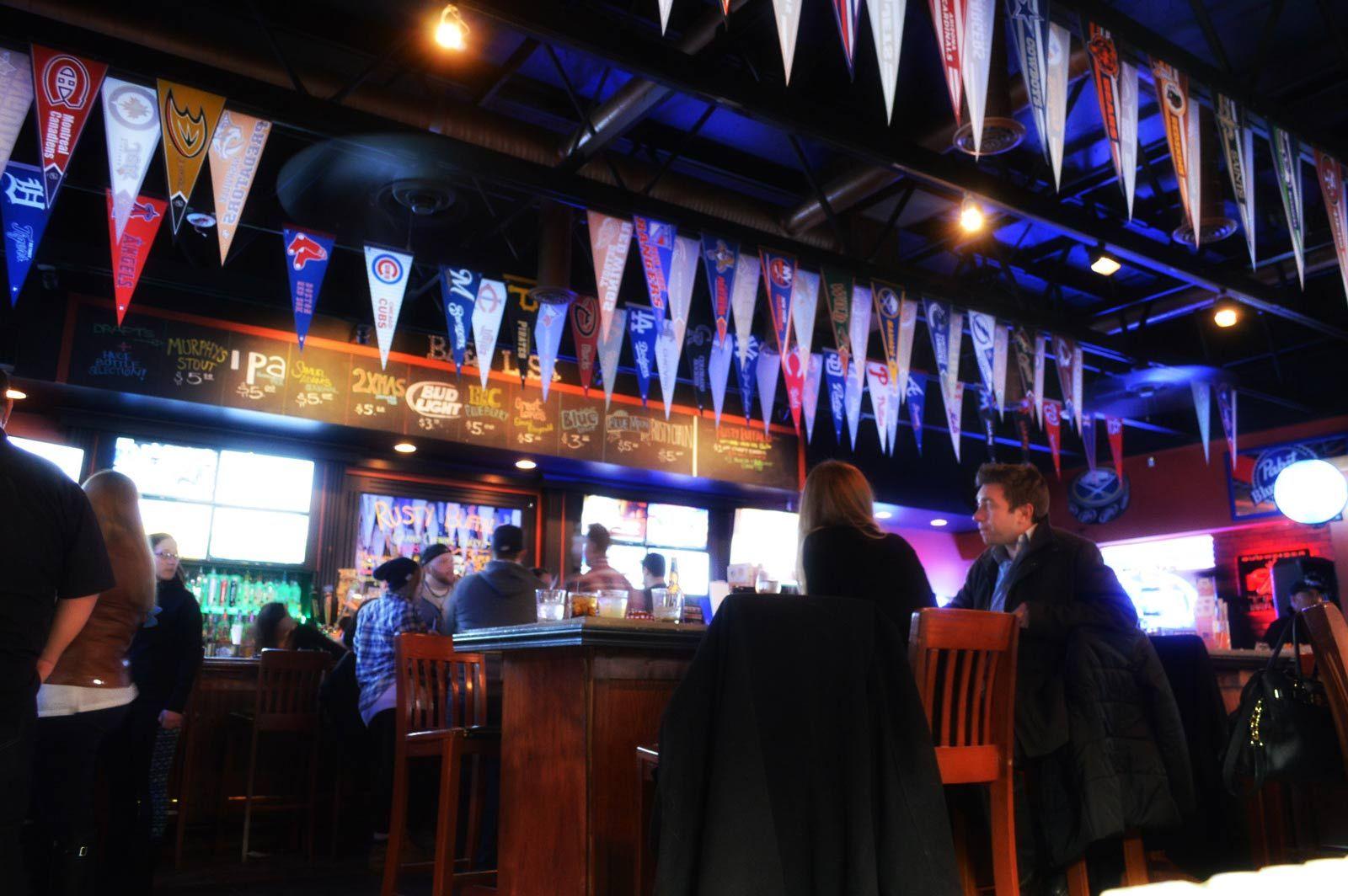 Rusty Buffalo Pub West Seneca Bar Restaurants Diners