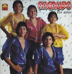 Menudo Members Then And Now