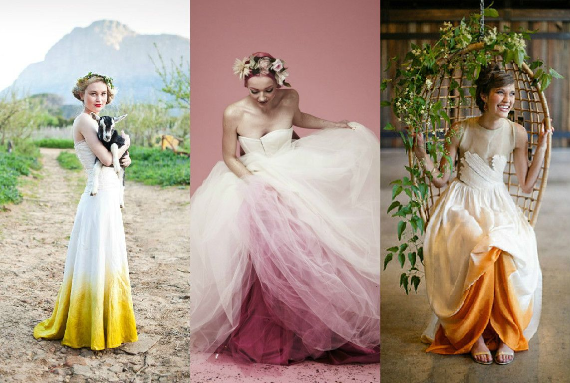 21 Unique Wedding Dresses Ideas For Brides Who Don T Want To Adhere To Traditions The Be Unusual Wedding Dresses Wedding Dresses Unique Quirky Wedding Dress