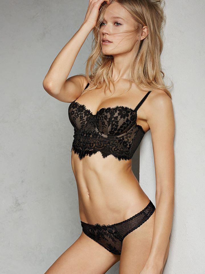 Vita Sidorkina for Victoria's Secret Lingerie December 2015 ...