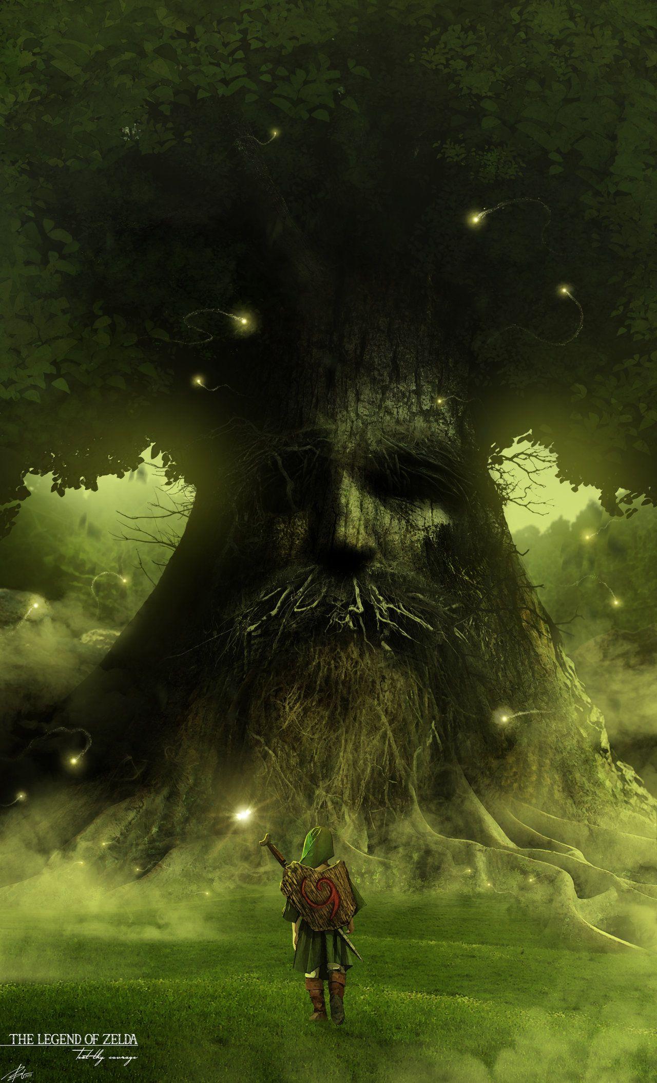 The Legend of Zelda: Test thy courage by BradyGoldsmith.deviantart.com on @DeviantArt