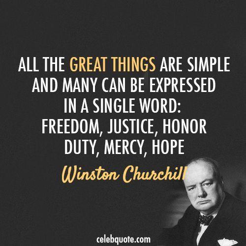 These 26 Churchill Quotes Are Thought Provoking And Hilarious