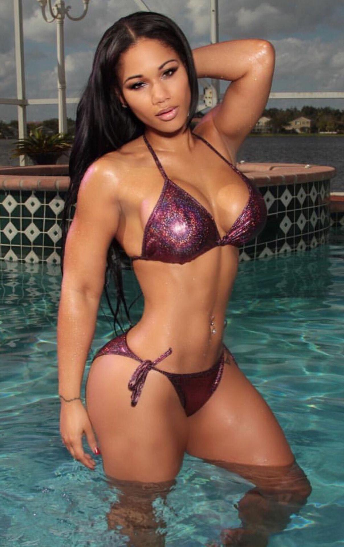 What nice black women bikini gallery