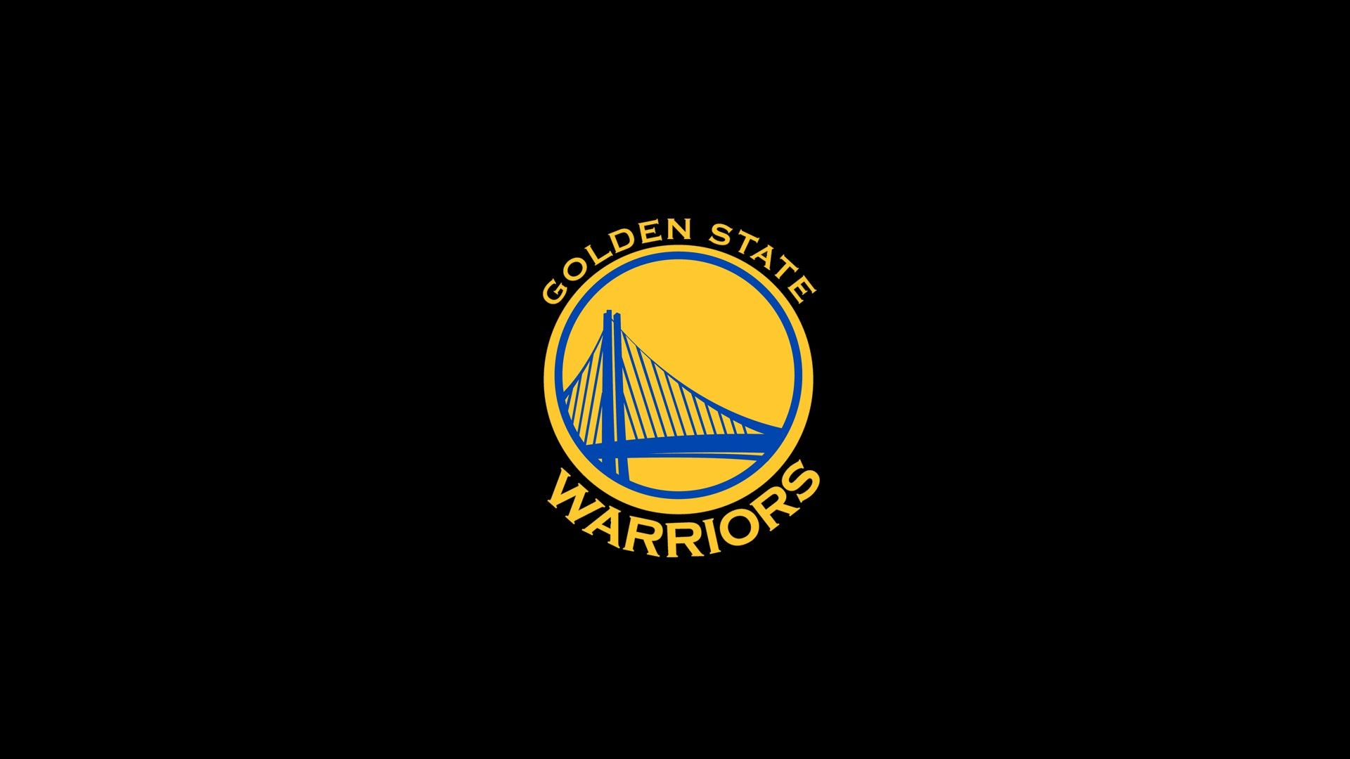 Golden State Warriors Logo Desktop Wallpapers Golden State Warriors Logo Warrior Logo Golden State Warriors