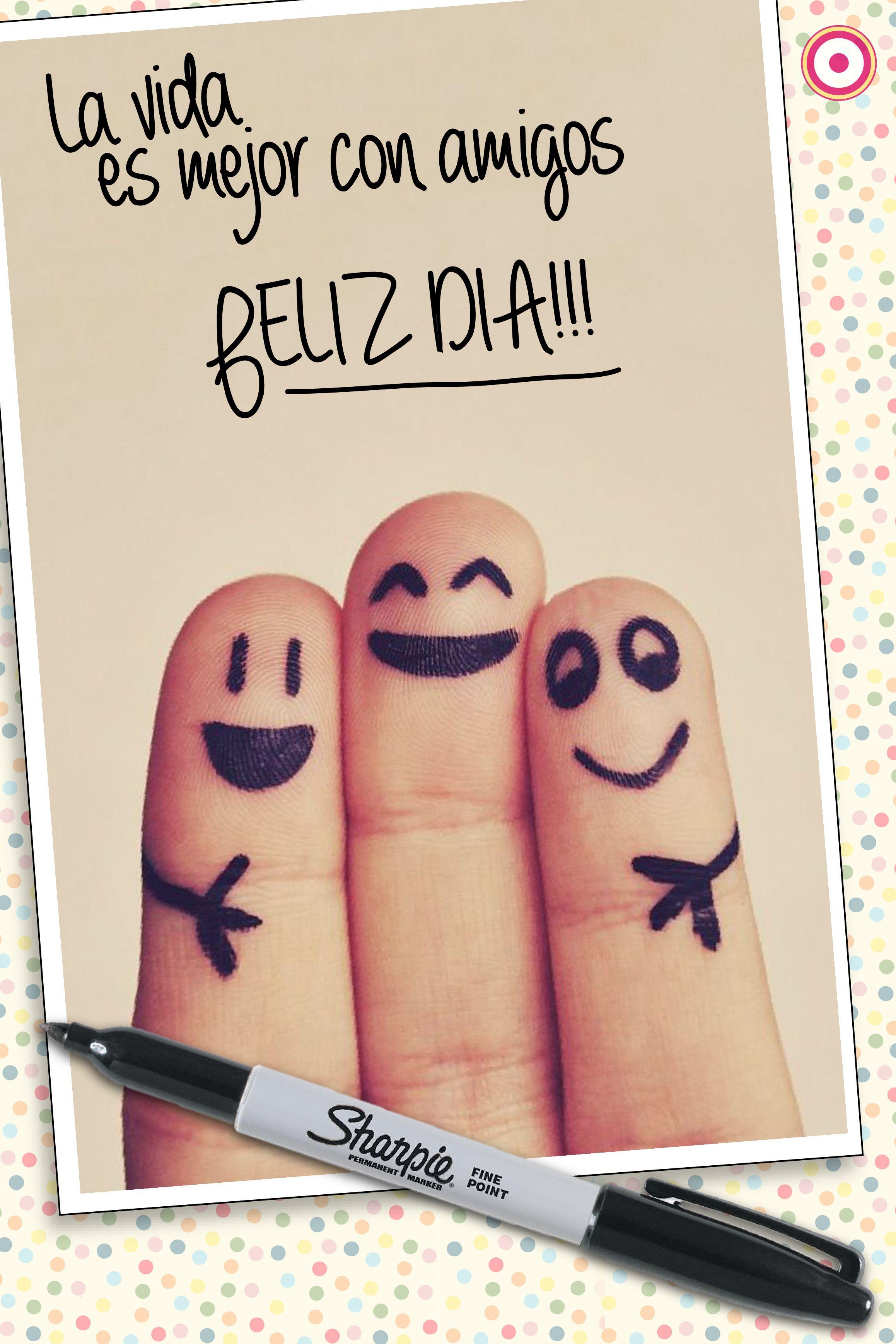 Quotes In Spanish About Friendship La Vida Es Mejor Con Amigos Postcards  Pinterest
