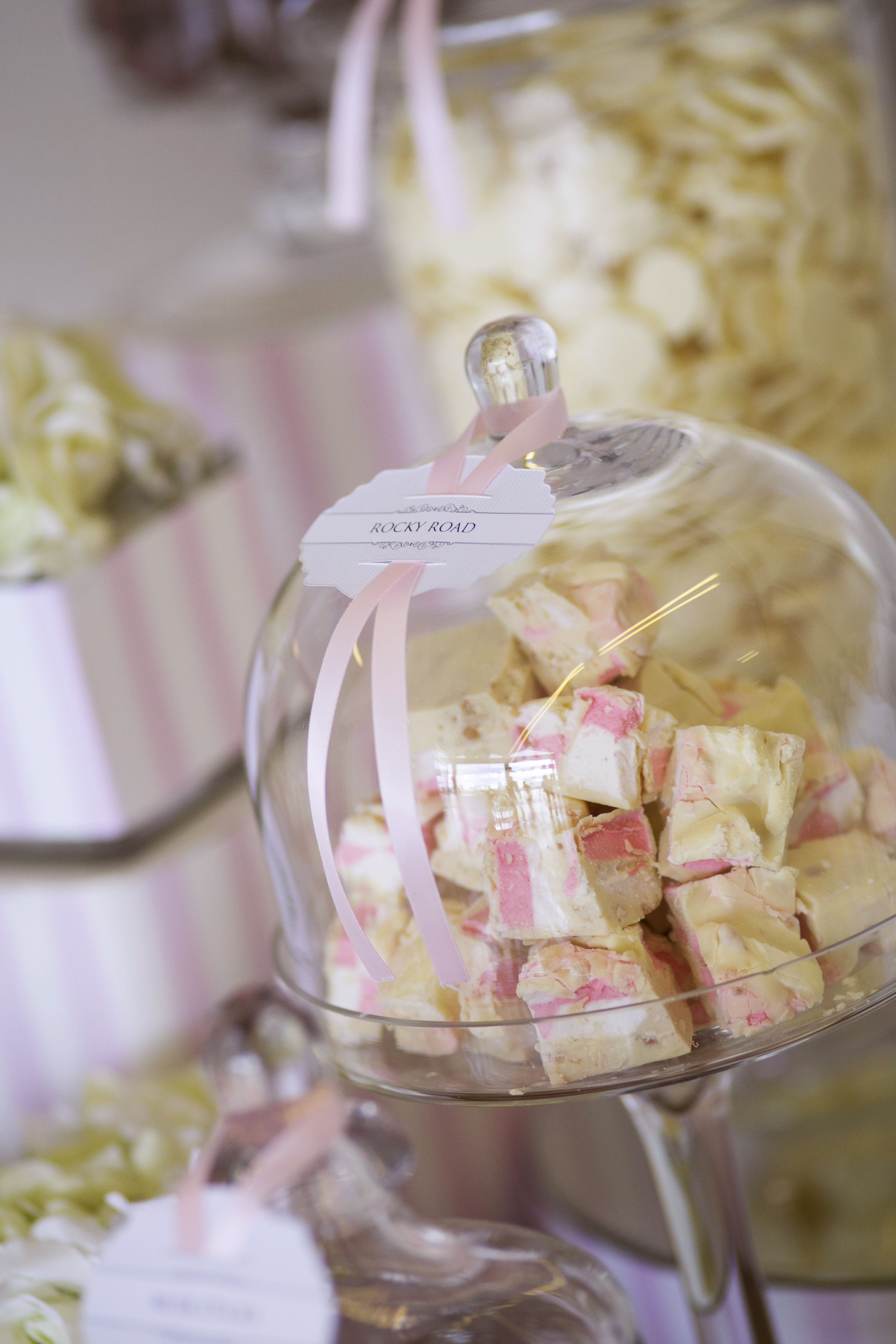 Rockyroad 1 of sweet on wedding dessert table | itakeyou.co.uk