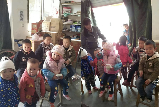 Shangzhou is the pioneer at Internet education area.The kids are learning English on the Internet.Which is a more convenient way for them.6