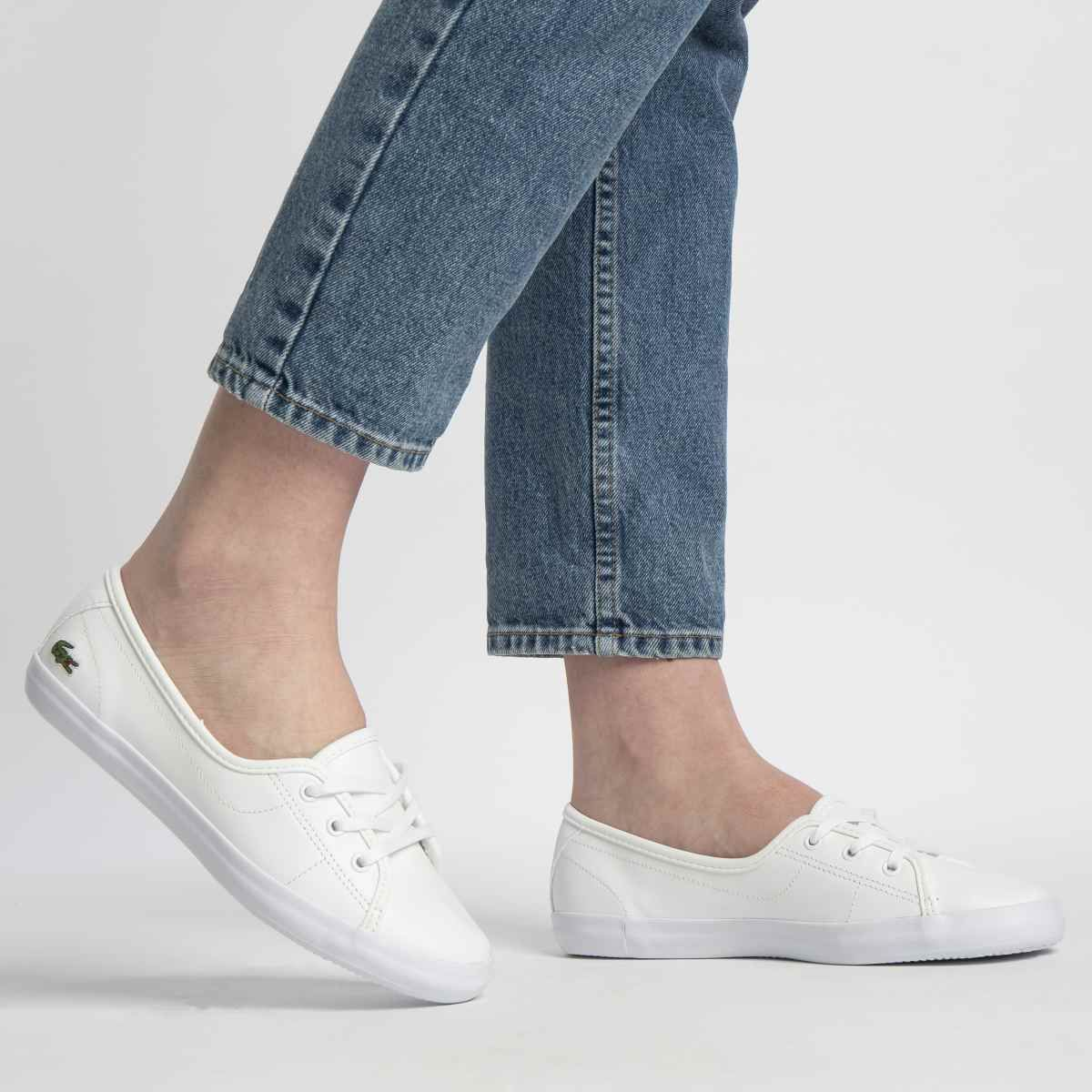 Lacoste Ziane Chunky Trainers
