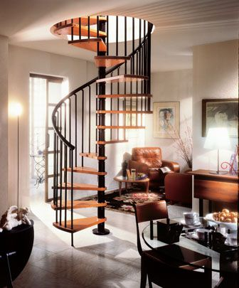 Best Spiral Staircase Kits For Your Home Spiral Staircase 400 x 300