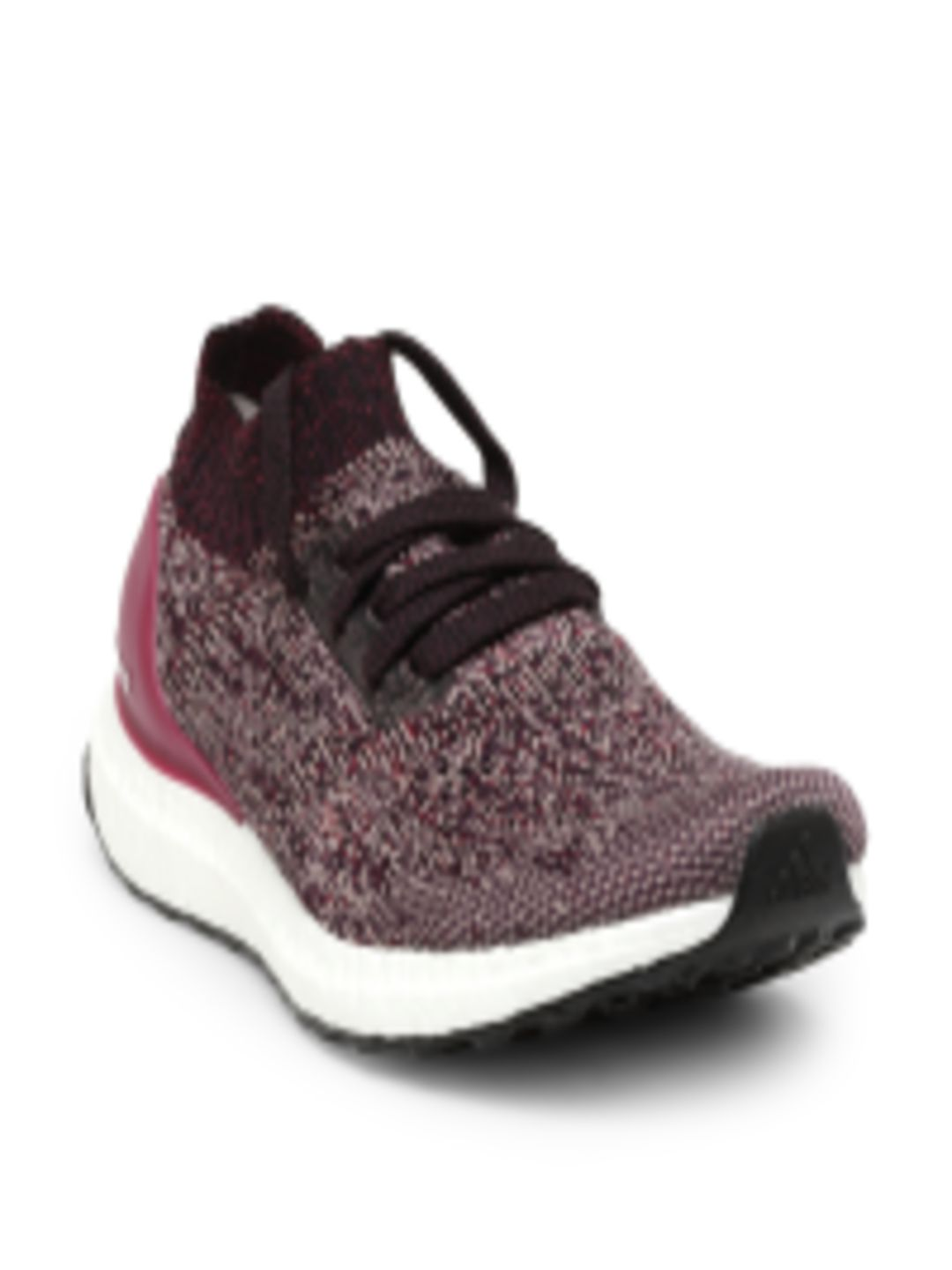 7e6717d4bdc6bb Buy Adidas Women Burgundy Ultraboost Uncaged Running Shoes - Sports Shoes  for Women 2496284