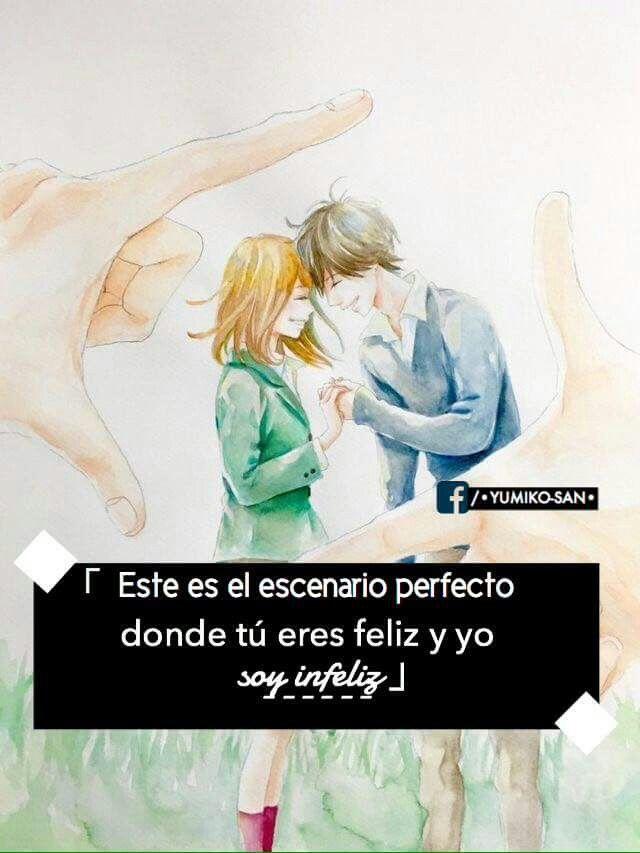 La Triste Historia De Amor True Pinterest Sad Frases Y