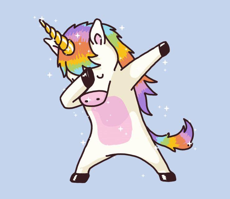 Dabbing Unicorn Unicorn Images Unicorn Wallpaper Unicorn Art