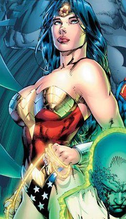 Wonder Woman: Art by Ed Benes ® | Wonder woman, Dc comics artwork ...