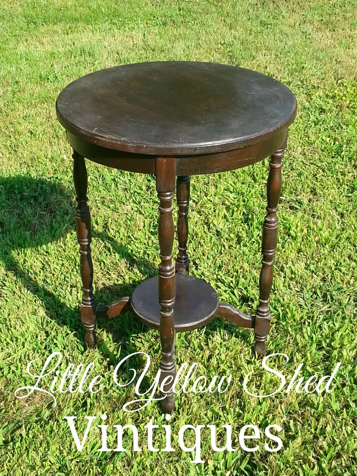 Pin By Annora On Round End Table Side