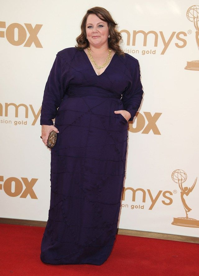 f9763a27bc9 How Melissa McCarthy Always Nails It On The Red Carpet