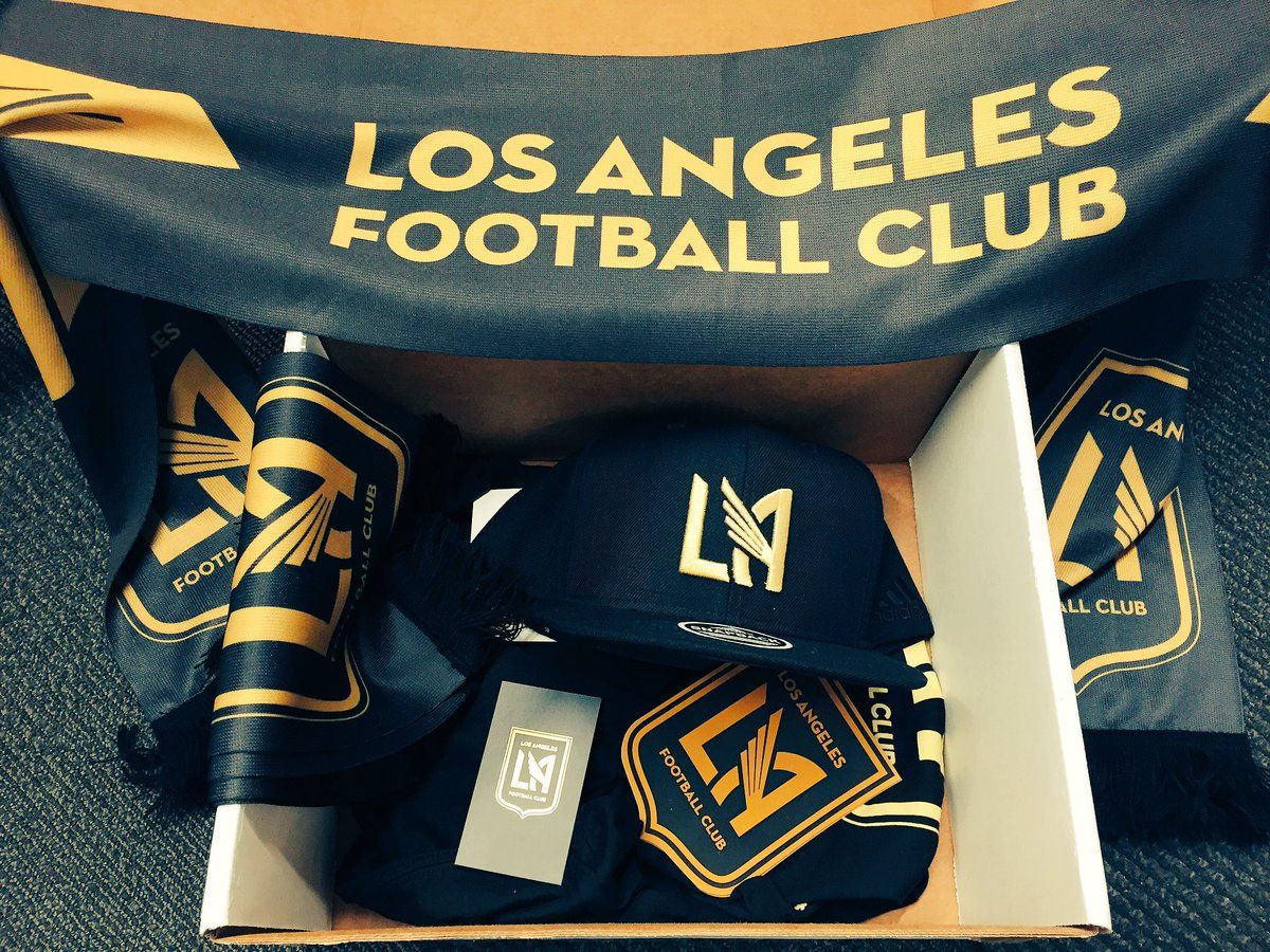 Big Thank You To The Los Angeles Football Club The La Rams Front Office Is Ready To Rep Lafc Los Angeles Football Club Los Angeles Rams Football Club