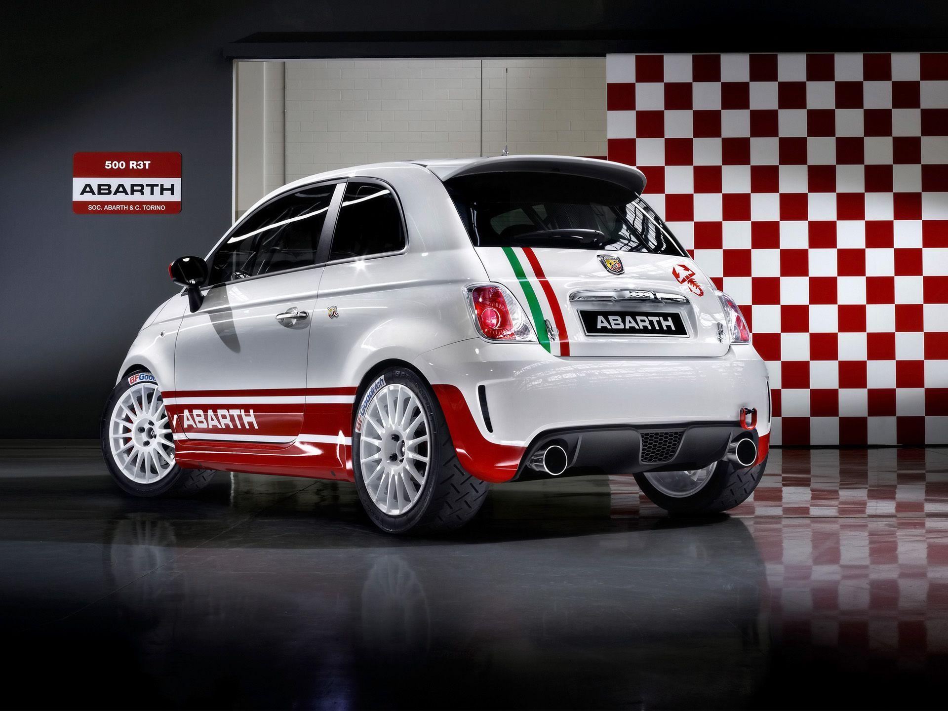 500 R3t Fiat Abarth Fiat 500 Fiat