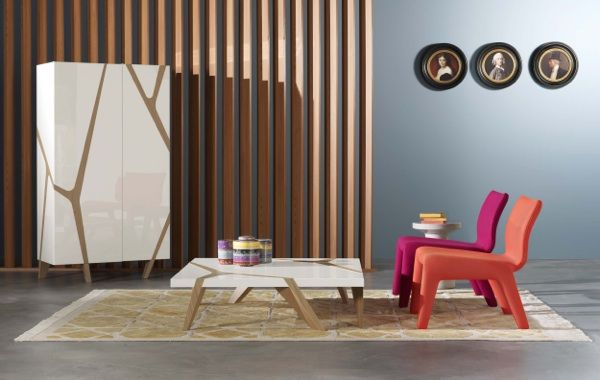 47 Exklusive Einrichtung Ideen für Wohnzimmer – Möbel von Roche ...